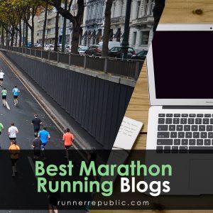 Best marathon running blogs