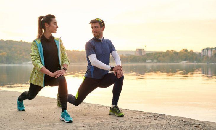 Best Pre Running stretches