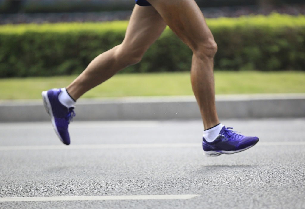 Forefoot Running Technique